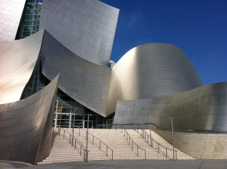 World Disney Concert Hall, Los Angeles, Kalifornien, USA