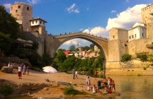 Stari Most, Mostar, Bosnien & Herzegowina