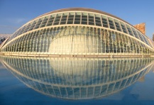 3D-Kino Hémisphere, Valencia, Spanien