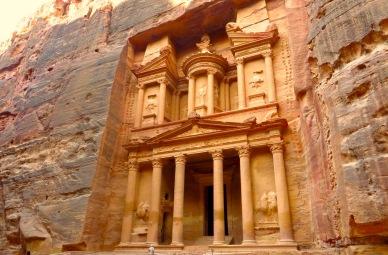 Schatzhaus Petra, Jordanien