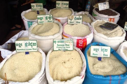 Old Market, Siem Reap, Kambodscha
