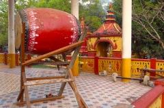 Po Lang Ka Pagode, Siem Reap, Kambodscha