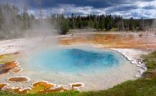 Yellowstone Nationalpark, Wyoming, USA
