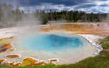 Yellowstone Nationalpark, Wyoming, USA