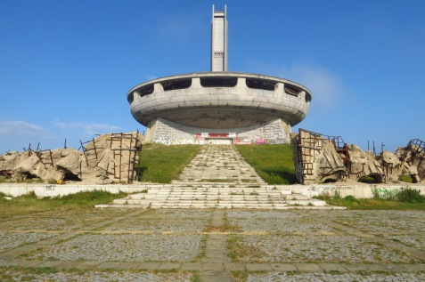 Mount Buzludha, Bulgarien