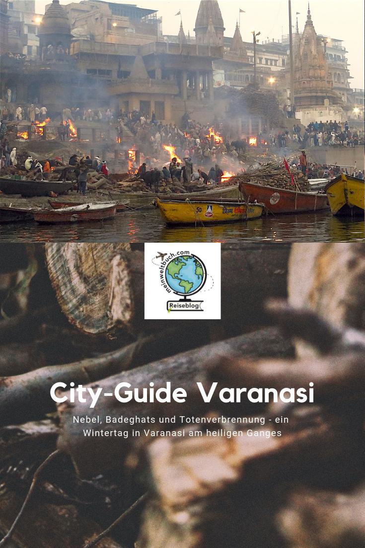 City-Guide Varanasi
