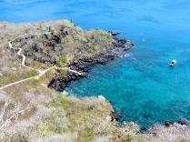 Bucht Las Tijeretas, Insel San Cristóbal, Galapagos, Ecuador.