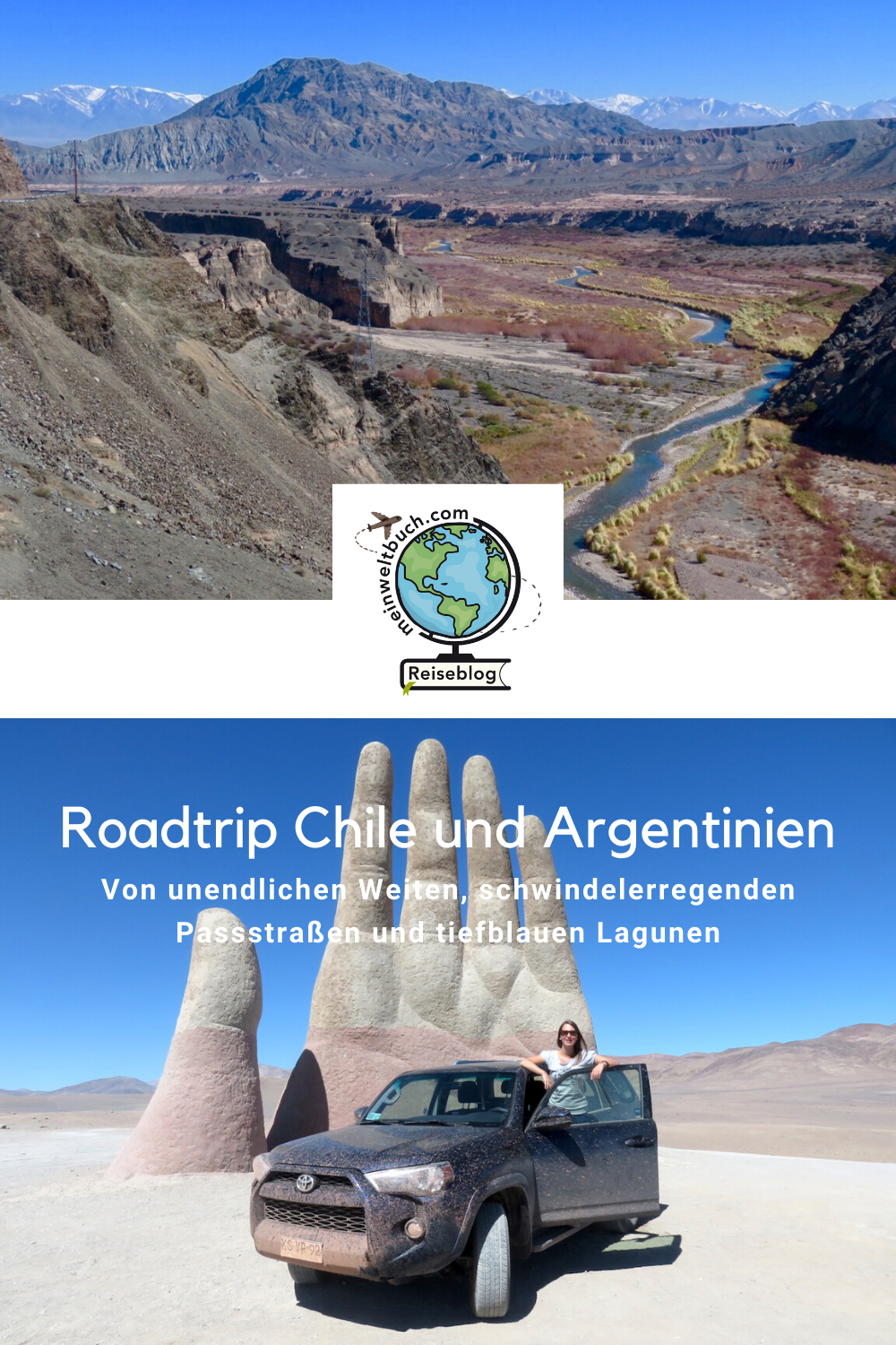 Roadtrip Chile und Argentinien